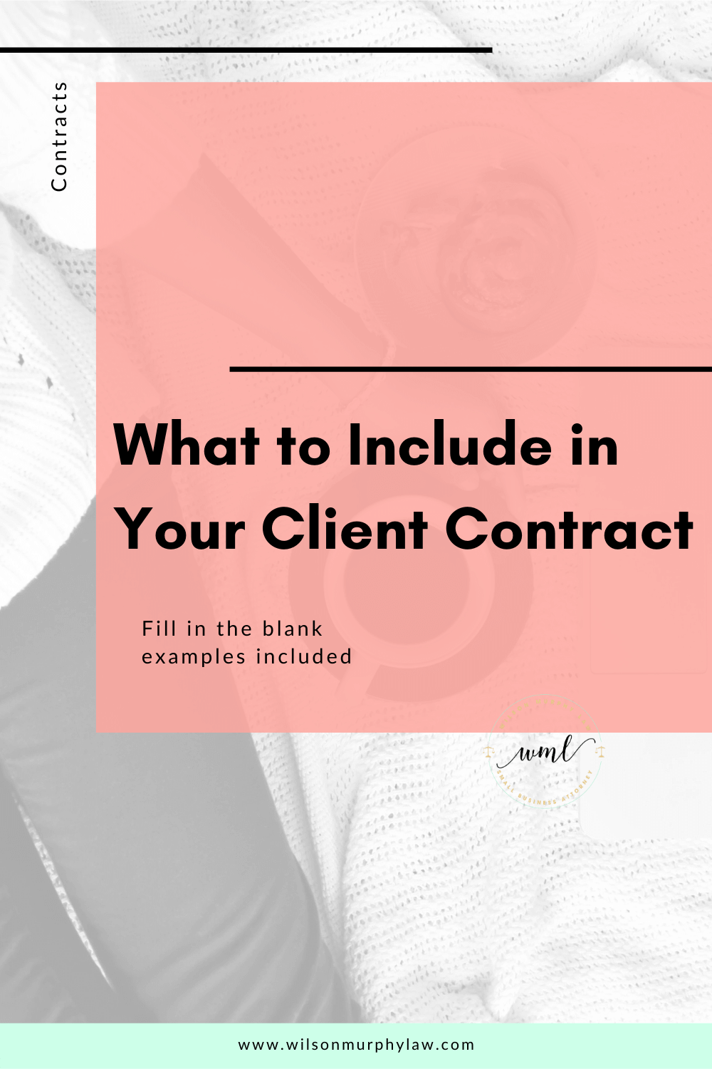 standard clauses for your contract