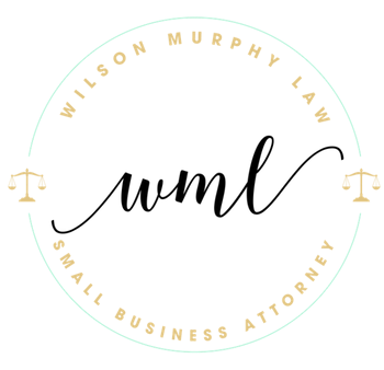 wilson murphy law logo small business attorney in florida