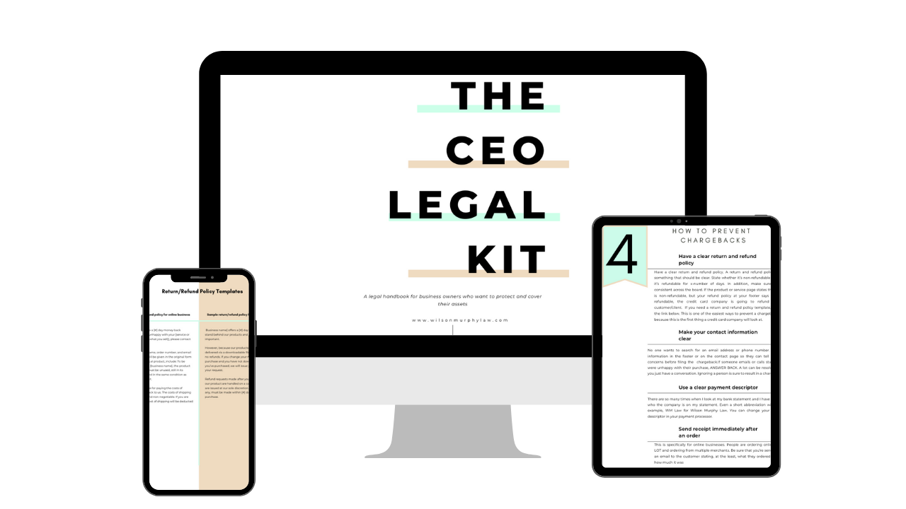 the guide to help you grow your business legally